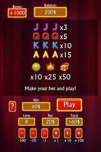Mini Casino Slots 1.02 screenshots {n} 5