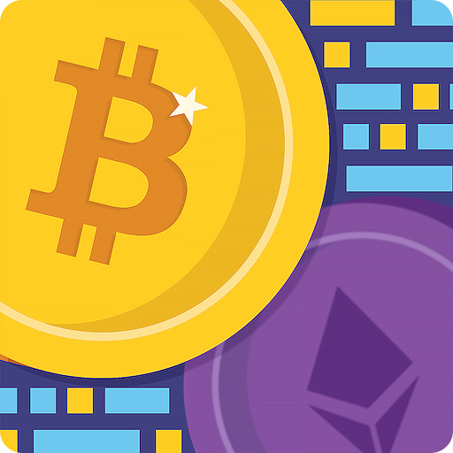 Bitcoin Flip - Bitcoin Trading Simulator Icon