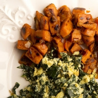 Sweet Potato Home Fries