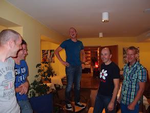 Photo: Dirk was op zondag als eerste boven op de Lucknerhaus.