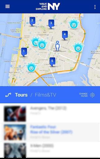 New York Walk And Explore NYC - New Free v 2.0 -  screenshots 1
