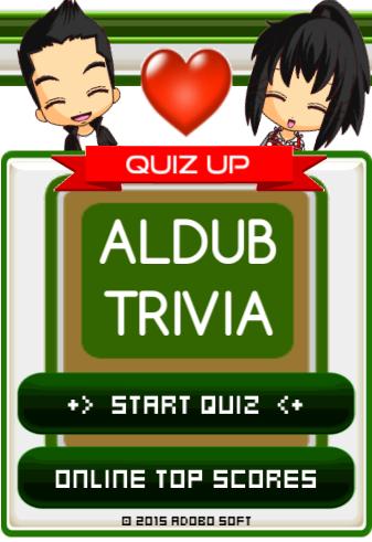 Quiz AlDub Game Trivia