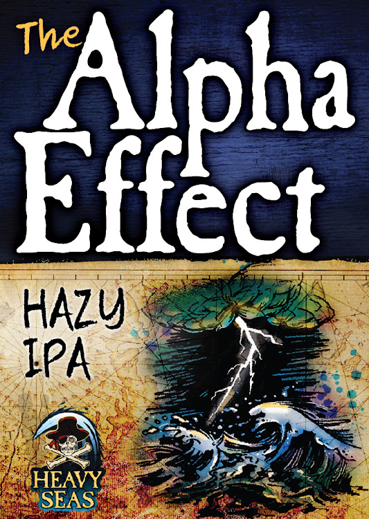 Logo of Heavy Seas The Alpha Effect