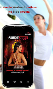 fusion yoga hd  apps on google play