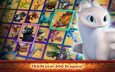 Dragons Rise of Berk MOD APK 1.55.14 2