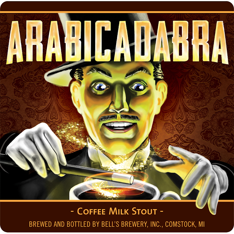 Logo of Bell's Arabicadabra