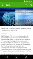 Screenshot of Börse & Aktien - BörsennewsApp