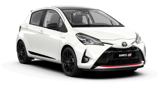 Toyota AYGO y Toyota Yaris de Alborán Motor