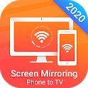 Screen Mirroring with TV – Screen Sharing to TV icon