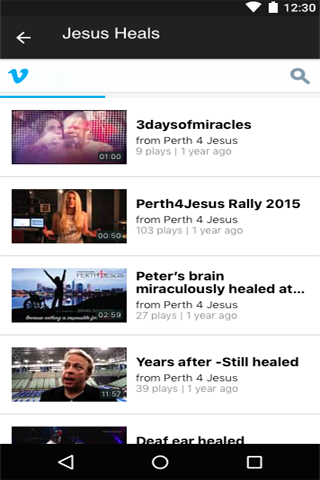 Perth4Jesus 4.0 screenshots 2