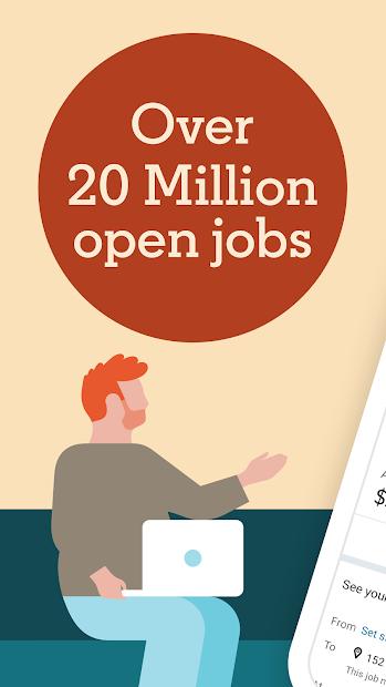 LinkedIn: Jobs, Business News & Social Networking Android App Screenshot