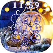 Happy New Year 2018 Lock Screen & Keyboard Theme Android APK Download Free By BestLock Games LLC