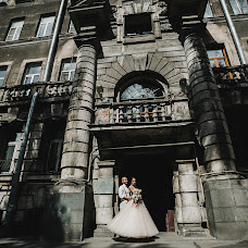 Wedding photographer Alina Starkova (starkwed). Photo of 08.08.2018