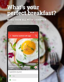 Cookbook Recipes screenshot 01