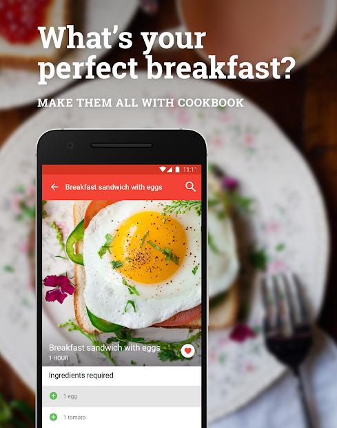 Cookbook Recipes screenshot 2