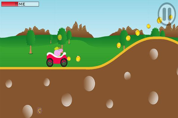 kids happy pig- screenshot