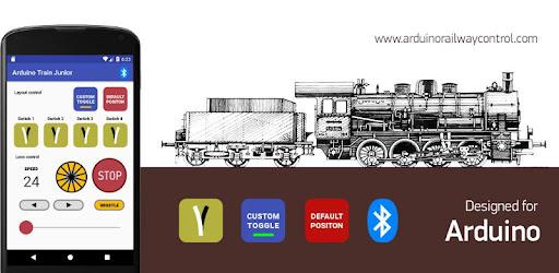 Arduino Train Junior PRO - Apps on Google Play