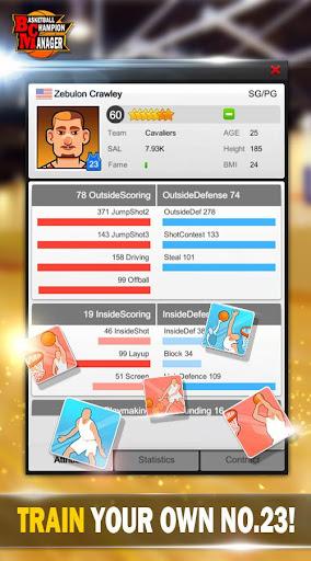 BCM: Basketball Champion Manager  screenshots 2