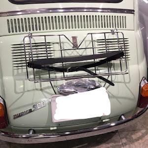 フィアット500  Fiat500D 1963'sのカスタム事例画像 Jimmyさんの2018年05月24日19:30の投稿