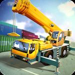 Construction & Crane SIM 2017 icon