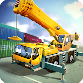 Construction & Crane SIM 2017 Android APK Download Free By Fun Blocky Games