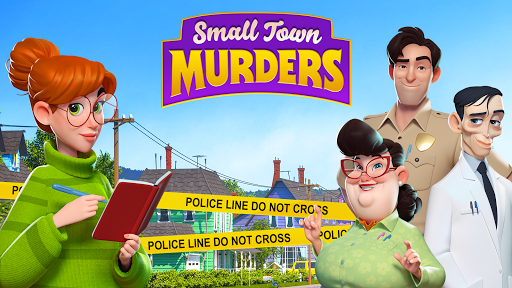Small Town Murders: Match 3 Crime Mystery Stories screenshots 6