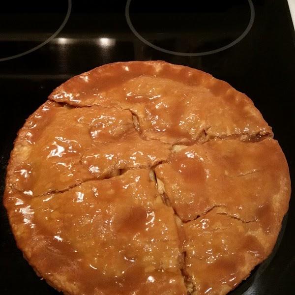 Apple Carmel Pie Recipe