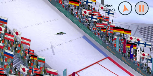 Fine Ski Jumping apkdebit screenshots 5