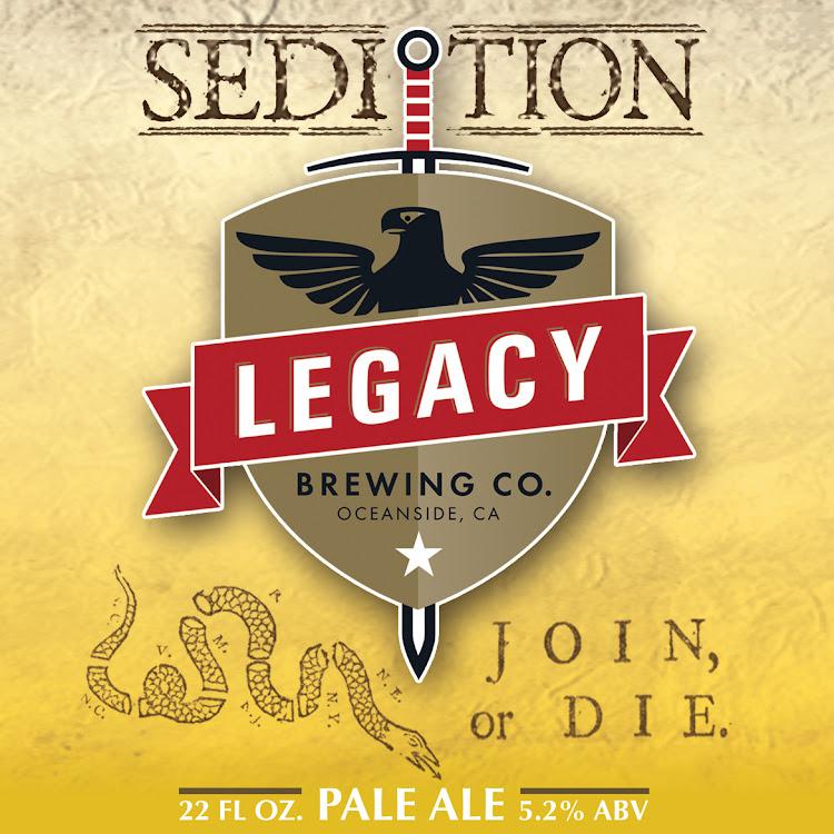 Logo of Sedition Pale Ale