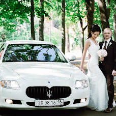 Wedding photographer Ilya Korshunov (ikorshunov). Photo of 23.08.2016