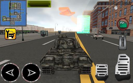 坦克狩獵:野獸模式