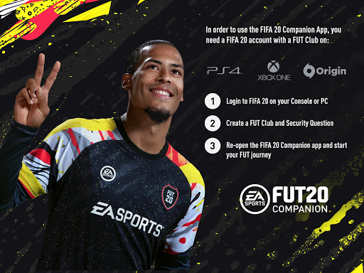EA SPORTSu2122 FIFA 20 Companion screenshots 7