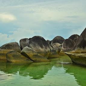 by Zidan Mizan - Nature Up Close Rock & Stone