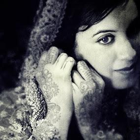 by James Boddington - Wedding Bride