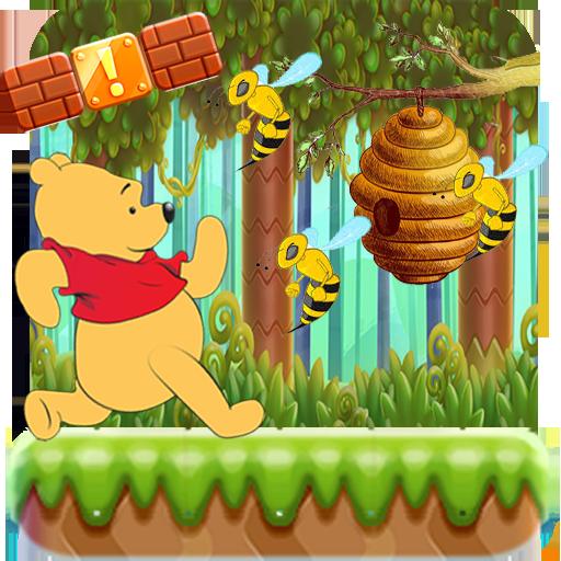 Winie Jungle The Pooh Run