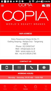 Copia Indonesia - World Beauty Brand Cosmetics- screenshot thumbnail