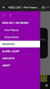 Q97.1 KSEQ Fresno- screenshot thumbnail