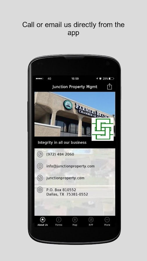 Junction Property Mgmt- screenshot