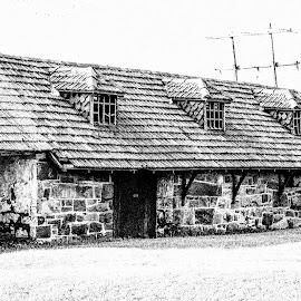 Old barn house  by Lainey Anne-Photography - Uncategorized All Uncategorized