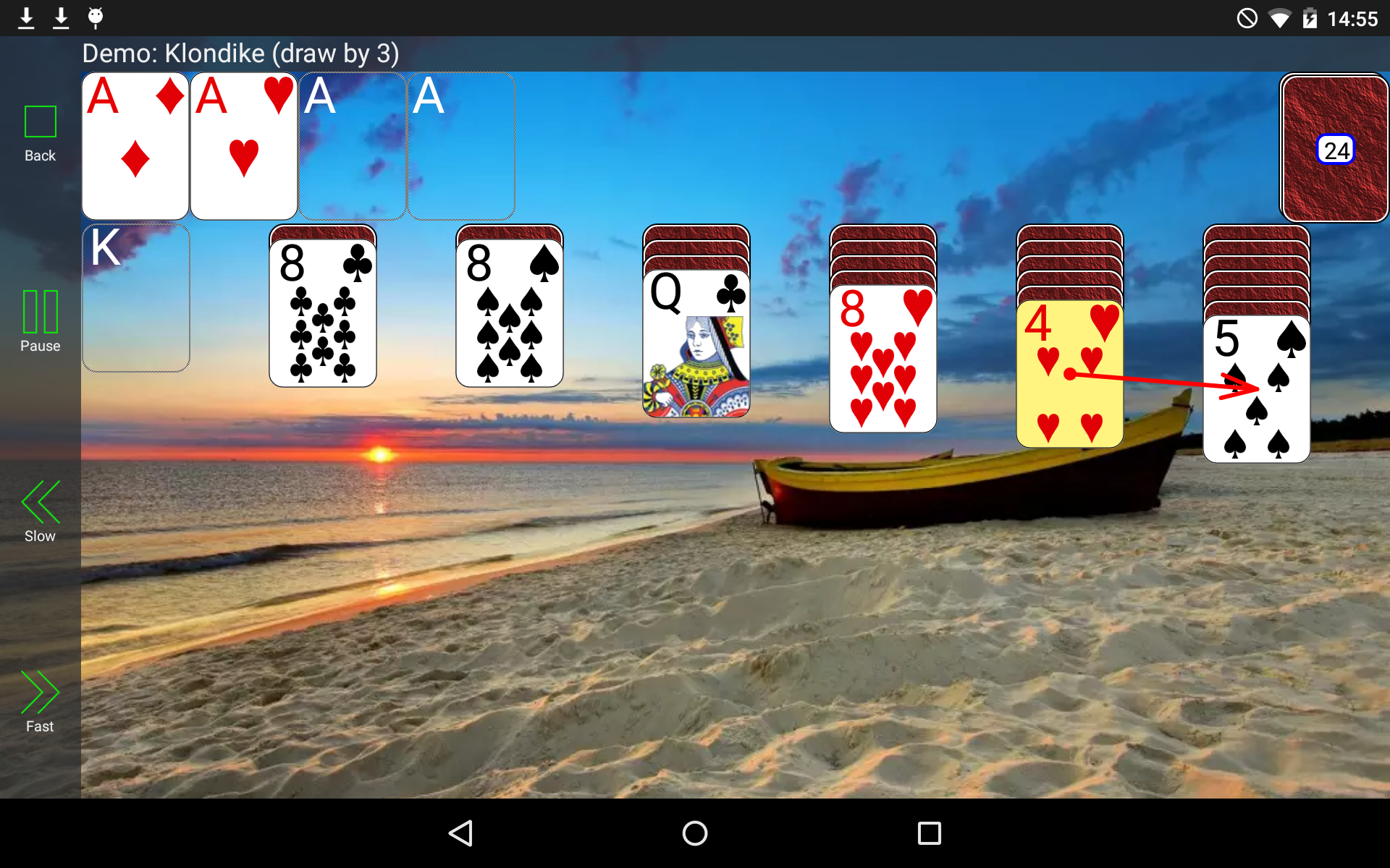 250+ Solitaire Collection screenshot #11