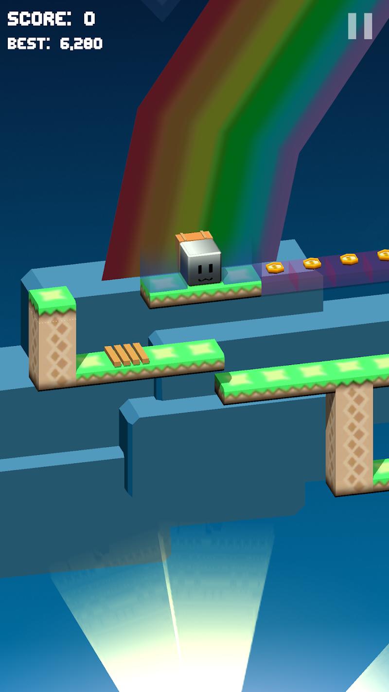 Super Drop Land Screenshot 3