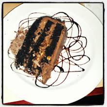 Photo: #postre #torta de #chocolate #delicioso #foodporn