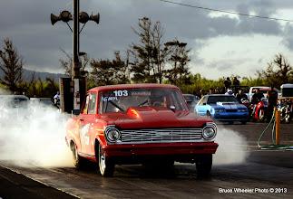 Photo: One of Joe Crivello's two Chevy II's