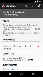 NL Train Navigator- screenshot thumbnail