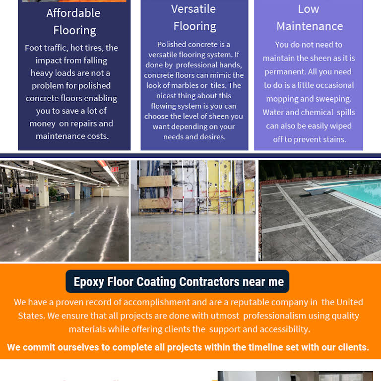 Southside Concrete Polishing - Flooring Contractor in New York