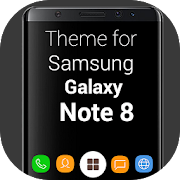 Theme and Launcher for Galaxy Note 8‏