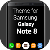 Theme and Launcher for Galaxy Note 8