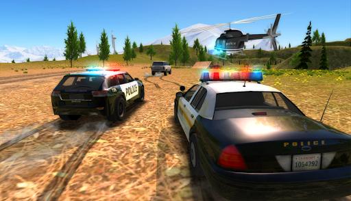Crime City Police Car Driver apktram screenshots 17