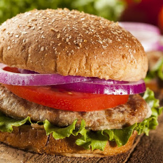 All American Turkey Burgers