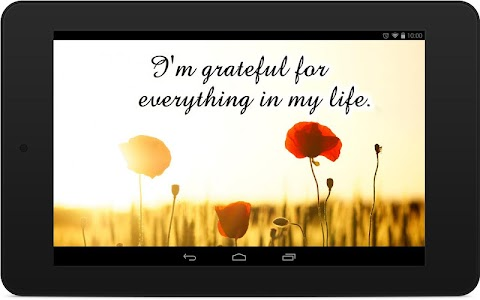 Positive Affirmation Wallpaper screenshot 7
